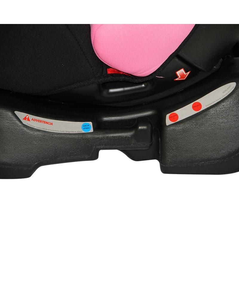 Porta bebés Bebeglo RS-80120 Negro