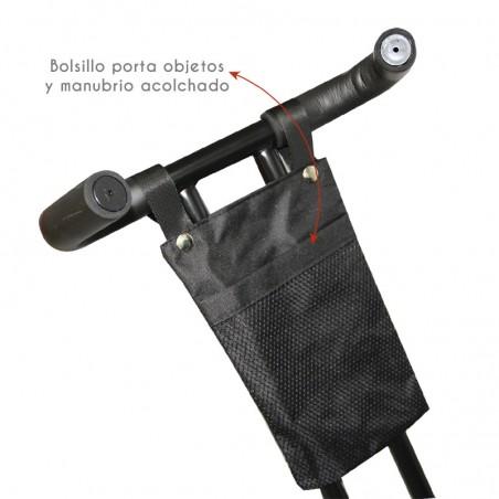 Cuna Pack&Play Bebeglo Mudador en Altura -Morado